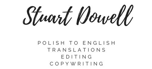 Stuart Dowell – Polish to English translations